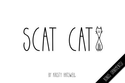 Scat Cat