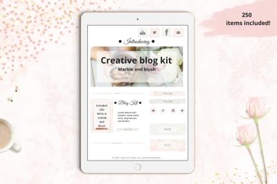 The Creative blog kit