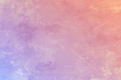 Peach, purple grunge background