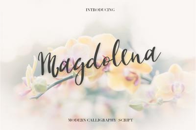 Magdolena Script