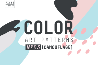 COLOR ART PATTERNS 03