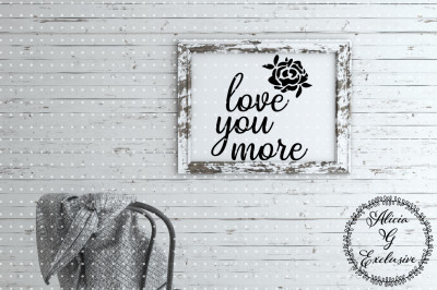 Love You More 3