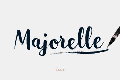 Majorelle Font Pack