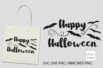 Happy Halloween SVG, Halloween SVG, Fall SVG,