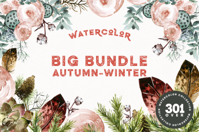 Autumn Winter Big Bundle