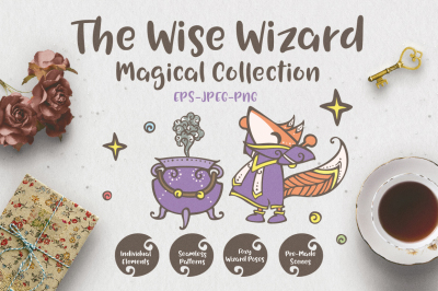 The Wise Wizard