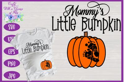 Maternity SVG   Mommy's Little Bumpkin SVG   Pregnancy Shirt SVG