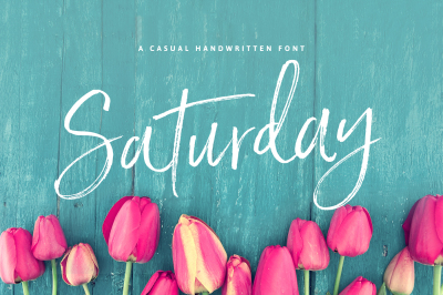 Saturday Script