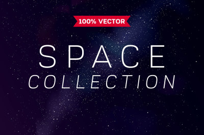 SPACE COLLECTION + EXTRAS
