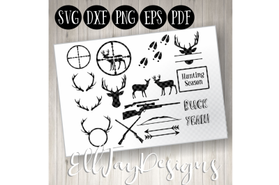 17 Deer Hunting Elements