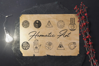 Alchemy elements and patterns