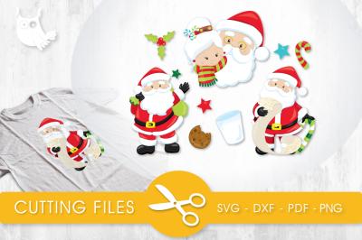 Dear Santa SVG, PNG, EPS, DXF, cut file