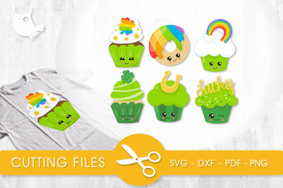 Lucky Sweets SVG, PNG, EPS, DXF, cut file