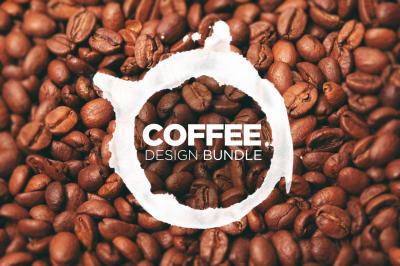 Handcrafted Coffee Design Bundle