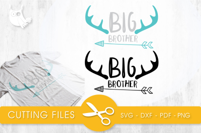 Big brother SVG, PNG, EPS, DXF, cut file