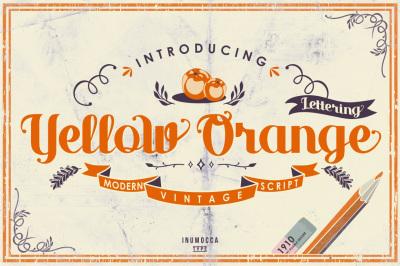 Yellow Orange L + Bonus