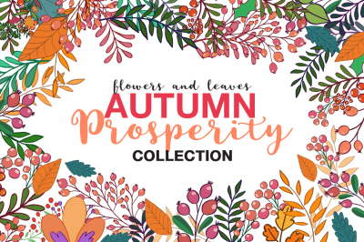 Autumn Prosperity collection