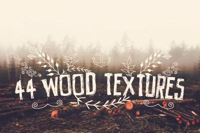 44 Woodgrain Textures