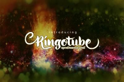 Ringotube Font