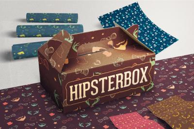 Hipsterbox Design Bundle