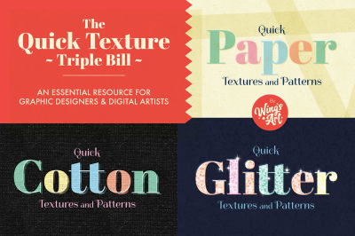 The Essential Texture Triple Pack