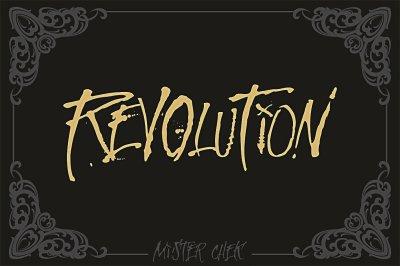 Revolution Ink