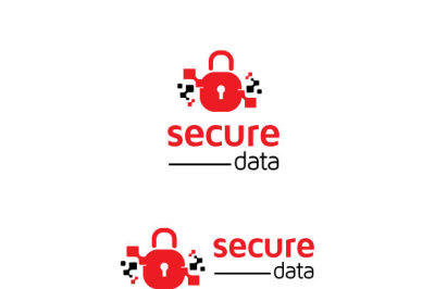 Secure Data Logo