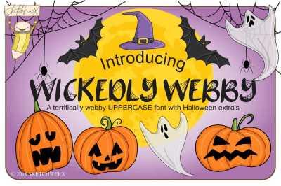 Wickedly Webby Halloween Bundle