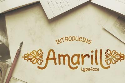Amarill Font