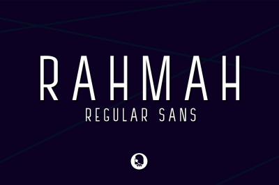 RAHMAH REGULAR