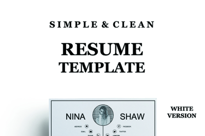 Aquila Resume Template
