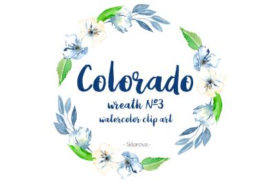 Wreath #3 ''Colorado''