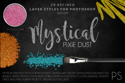 Mystical Pixie Dust
