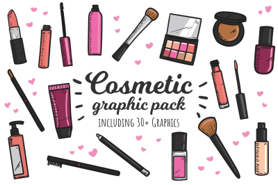 Cosmetic Graphic Pack