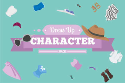 Female Dress Up Pack
