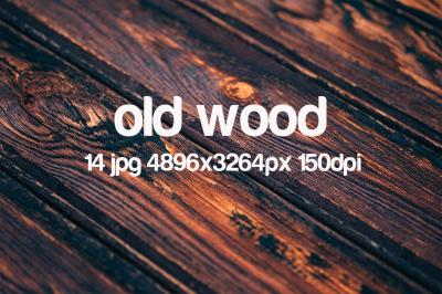 old wood pack
