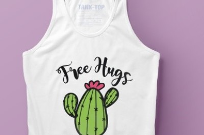 Free Hugs SVG