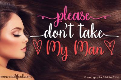 Please Don't Take My Man