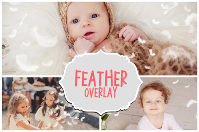 Feather photo overlays, Overlays for photoshop
