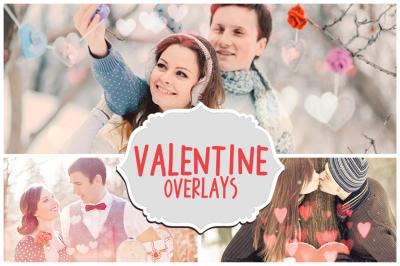 Valentine's Overlays