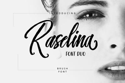 Raselina Font Duo