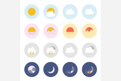 Weather Set