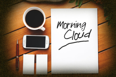 Morning Cloud Font