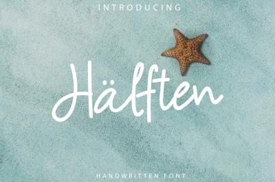 Halften