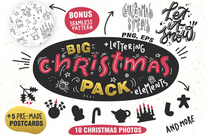 Big Christmas Pack
