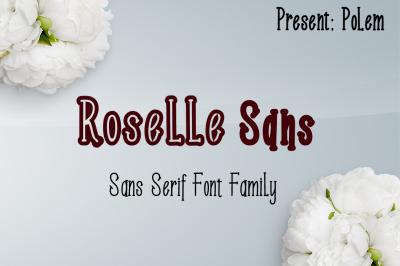 Roselle Sans