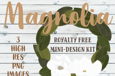 Magnolia mini design kit