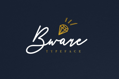 Bware Typeface