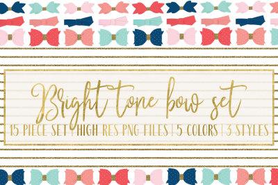 Bright Tone Bows