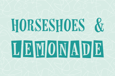 Horseshoes & Lemonade